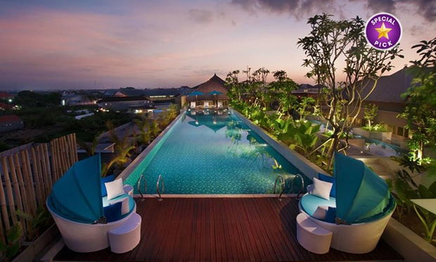 Bali: 4-Star Stay in Seminyak 0