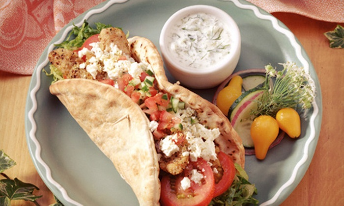 Kosta's Cafe - Plano: Greek Food for Lunch or Dinner at Kosta's Cafe (Up to48%Off)