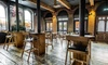 Stage & Radio - Manchester: Pizza and Prosecco for Two or Four at Stage & Radio (Up to 52% Off)