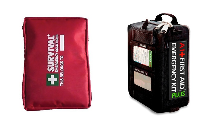 Comprehensive First Aid Kit: 10-Person ($49) or 25-Person Kits ($59) (Don't Pay up to $139.95)