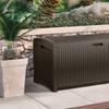 Suncast Wicker Deck Boxes (73 or 99 gallon)
