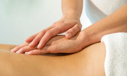 20 oder 30 Minuten Rücken-Massage oder 60 Minuten Ganzkörper-Massage bei Wellness Wohl – Gefühl (bis zu 37% sparen*)