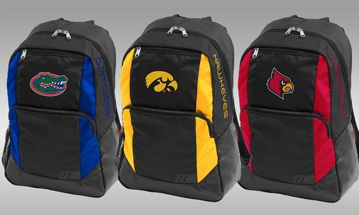 Official NCAA Logo Laptop Backpacks