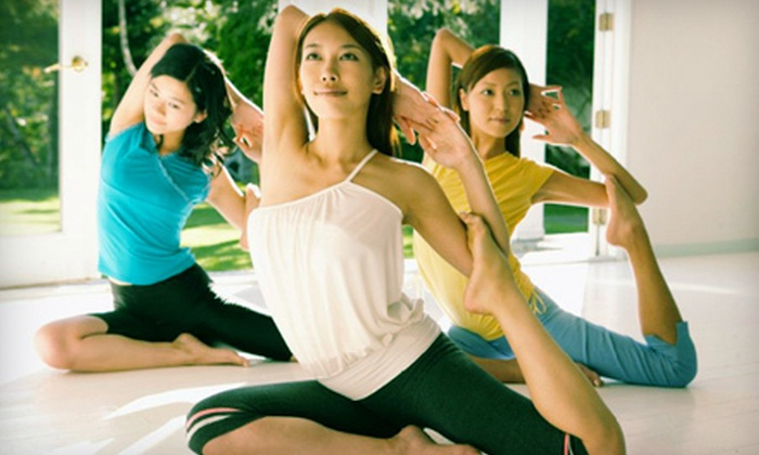 Bikram Yoga Glastonbury - Glastonbury: $30 for 10-Class Card at Bikram Yoga Glastonbury (Up to 81% Off)
