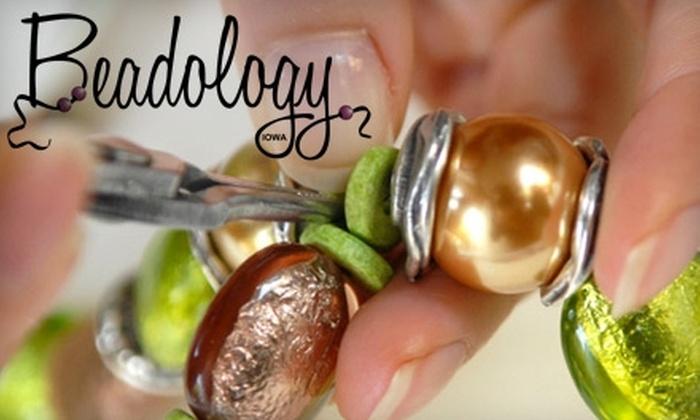 Beadology Iowa - Longfellow: $7 for $15 of Jewelry, Beads, Supplies, and Classes at Beadology Iowa