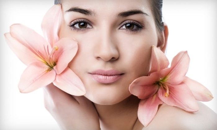 null - Forest Grove: Spa Services at Jacqueline Jase Face & Body Center. Choose Between Two Options.