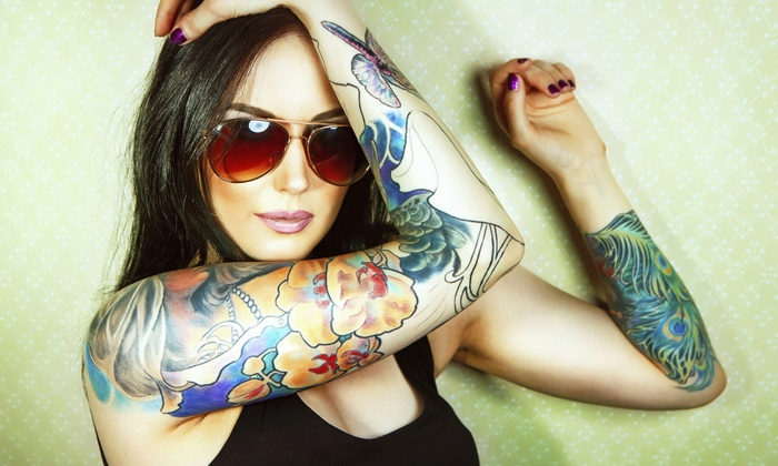 Total Body Laser Center - Surrey: Laser Tattoo-Removal Session on 6, 9, 15, or 30 Square Inches at Total Body Laser Center (Up to 83% Off)