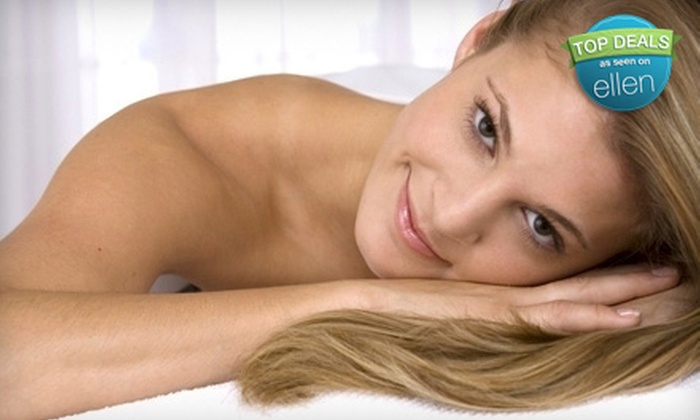 Planet Beach Contempo Spa - Multiple Locations: $39 for Package of Automated Spa Services at Planet Beach Contempo Spa in Elmhurst ($351 Value)