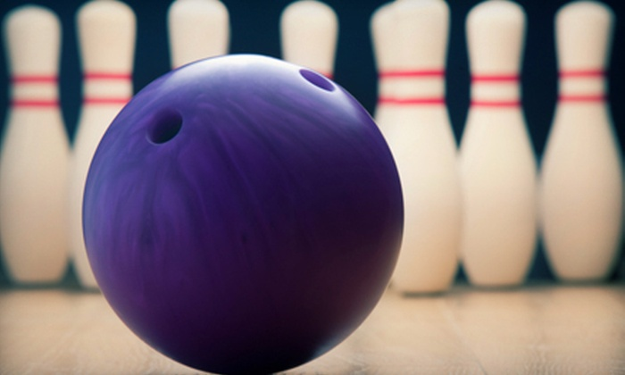 Homestead Lanes - Cupertino: Bowling Outing for Three, Four, or Six at Homestead Lanes in Cupertino (Up to 61% Off)