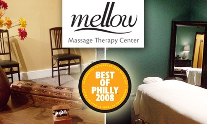 Mellow Massage Therapy Center - Allegheny West: $65 for Two One-Hour Massages and a Free Gift at Mellow Massage ($165 Value)
