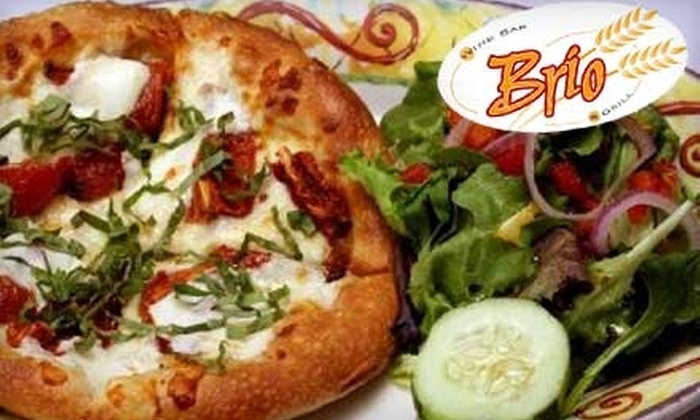 Brio Wine Bar & Grill - Pittsford: $20 for $40 Worth of Spanish and Italian Cuisine and Drinks at Brio Wine Bar & Grill