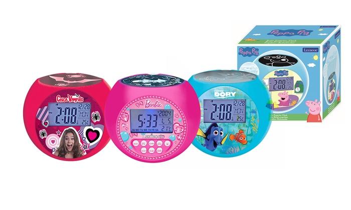 Groupon Goods Global GmbH: Radios, réveils et projecteurs Lexibook pour enfants