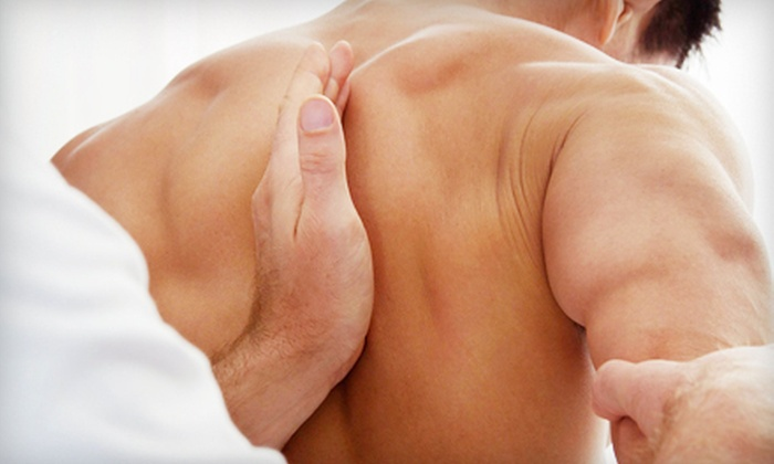 North Tampa Spine & Joint Center - Northeast Tampa: $39 for a Chiropractic Package with Exam and a 60-Minute Massage at North Tampa Spine & Joint Center ($200 Value)
