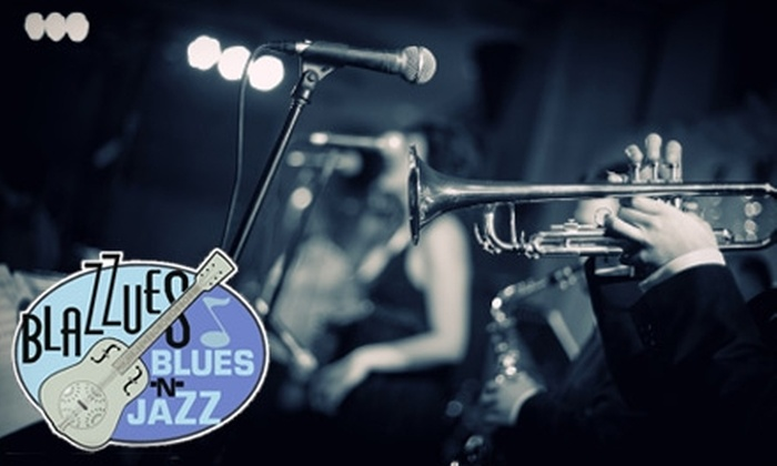 Blazzues Jazz and Blues Club - Downtown: $10 for $20 Worth of Live Jazz and Drinks at Blazzues Jazz & Blues Club