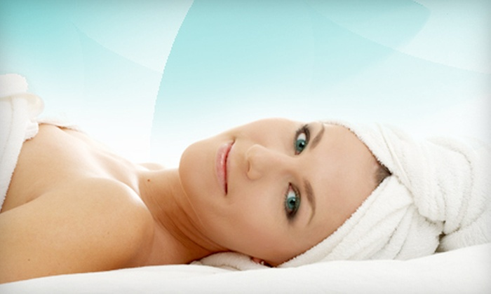Napolitano Day Spa Salon - Seattle: $55 for Facial, Pedicure, Herbal Footbath, and Clarisonic Opal Eye Treatment at Napolitano Day Spa Salon ($110 Value)