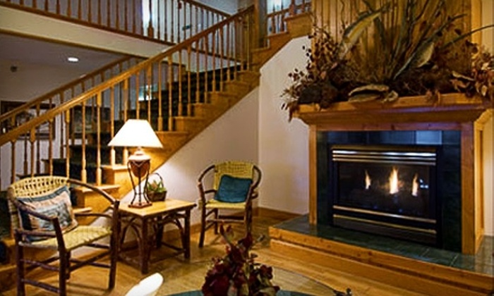 Garrison Inn & Suites - Garrison: Fishing and Lodging for Two at Garrison Inn & Suites. Three Options Available.