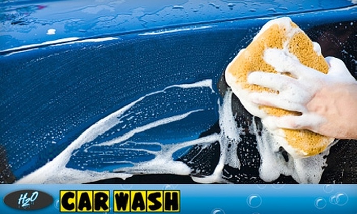 H2O Hand Car Wash and Detail - Multiple Locations: $39 for a Platinum Car Wash Package at H2O Hand Car Wash and Detail ($79.99 Value). Choose from Three Locations.