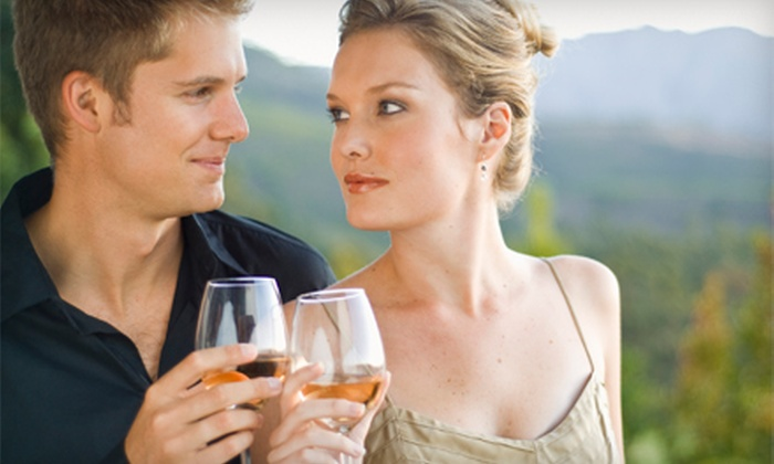 Mount Pleasant Estates - Augusta: Wine-Tasting Package for Two or Six at Mount Pleasant Estates in Augusta (Up to 58% Off)