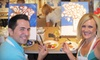 Art of Merlot - Downtown Scottsdale: BYOB Art Class for 2 or 4 or Private Art Party for 18 at Art of Merlot in Scottsdale (Up to 55% Off)