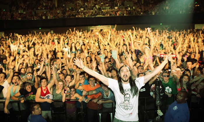 The Deadmeat Tour featuring Steve Aoki and Datsik - Capitol: $15 for Outing to The Deadmeat Tour with Steve Aoki and Datsik at Orpheum Theatre on February 22 (Up to $30.63 Value)