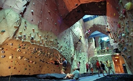 Upper Limits Rock Gym - Upper Limits Rock Gym in St. Louis