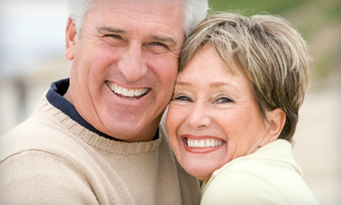 Capitol Dental Group - Central Sacramento: All-Porcelain Crown or $499 for $1,000 Worth of Cosmetic Dentistry at Capitol Dental Group