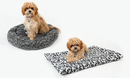 $19 for a 4 Paws Pet Mat or Round Pet Bed Don't Pay up to $129