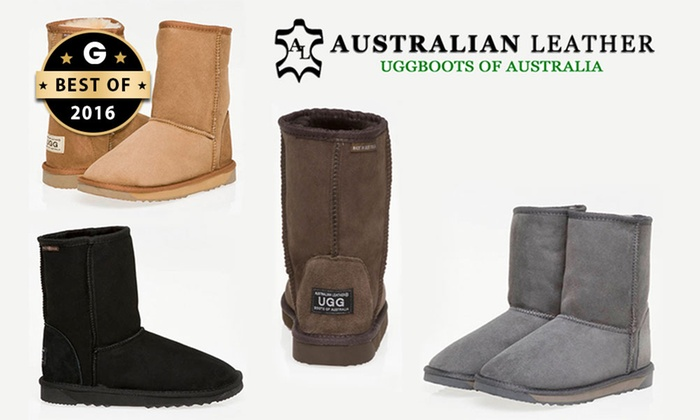 Australian Leather: $79 Australian Leather Classic 3/4 UGG Boots in a Range of Colours and Sizes