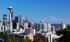 Downtown Seattle Hotel Minutes from Space Needle at Hampton Inn & Suites Seattle Downtown, plus 6.0% Cash Back from Ebates.
