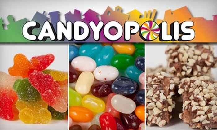 Candyopolis Omaha - West Omaha: $10 for $25 of Candy, Confections, and More at Candyopolis