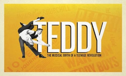 image for Teddy, 26 February - 3 March, Nuffield Southampton Theatres Campus (Up to 40% Off)