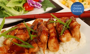 Torii Restaurant and Bar: Seven-Course Japanese Banquet for 1 ($25), 2 ($45) or 4 People ($85) at Torii Restaurant and Bar (Up to $226 Value)