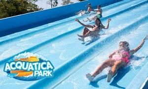 Ingressi Acquatica Park Milano : Acquatica Park: biglietti d'ingresso per il Grand Opening del Parco Acquatico di Milano, il 2 e 3 giugno (sconto 44%)
