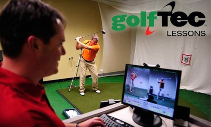 GolfTEC - Northwest Raleigh: $35 for a 30-Minute Swing Analysis ($85 Value) or $82 for a 60-Minute Performance Evaluation ($165 Value) at GolfTEC