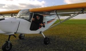 Baptême de l'air en avion léger
