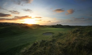 Castlerock Golf Club: 18 Holes of Golf for Two or Four with a Pull Trolley Each at Castlerock Golf Club (Up to 64% Off)