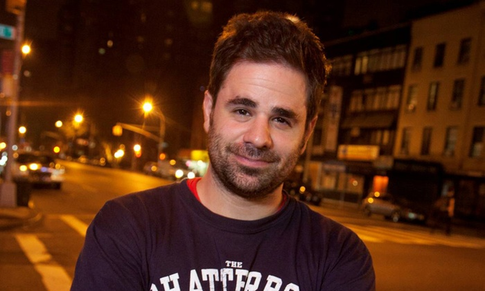 Yannis Pappas - Cobb's Comedy Club: Yannis Pappas at Cobb's Comedy Club on Memorial Day Weekend, May 22–25 (Up to 68% Off)