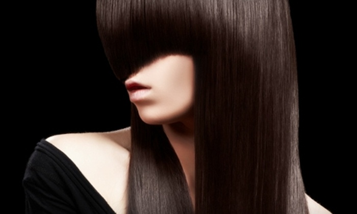 Charles Elias Salon - Bay Ridge & Fort Hamilton: $34 for a Glaze and Blow-Dry Style at Charles Elias Salon in Brooklyn ($80 Value)