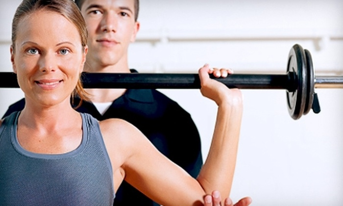Fit Bodies Unlimited - Warwick: One-Month Membership and Training Session or a 10-Visit Punch Card at Fit Bodies Unlimited in Newport News