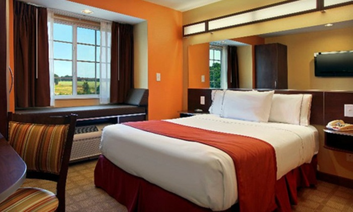 Microtel Inn & Suites - Seaside, OR: $99 for a Two-Night Stay in a Queen Suite at Microtel Inn & Suites in Seaside