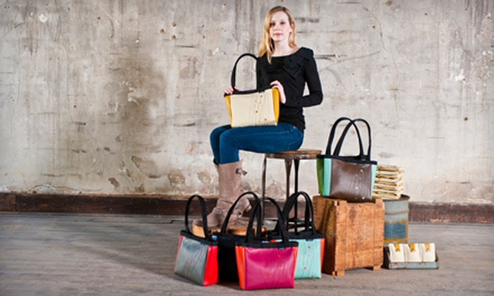 Holly Aiken and Stitch - Central Raleigh: $25 for $50 Worth of Holly Aiken Bags and Merchandise at Stitch