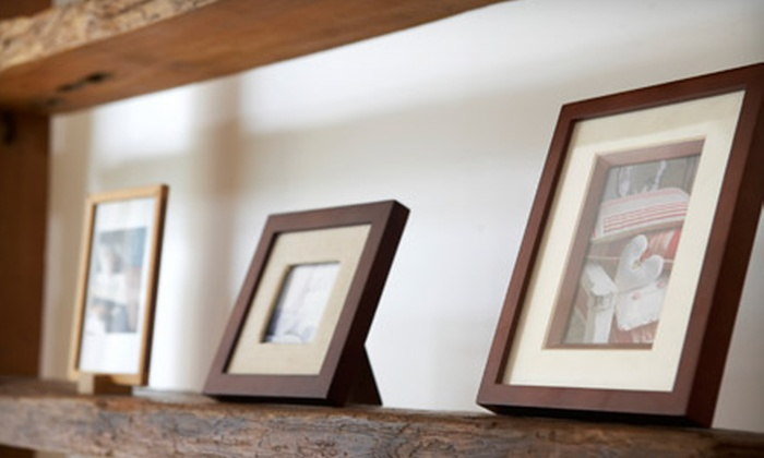 Dales Gallery - Downtown: $45 for $100 Worth of Custom Framing Services at Dales Gallery