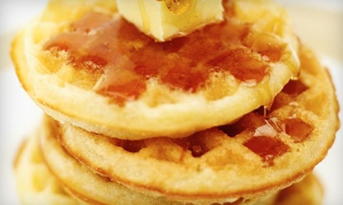 Village Café  - Boston: $7 for $15 Worth of Breakfast Fare, Sandwiches, and Salads at Village Café in Newton