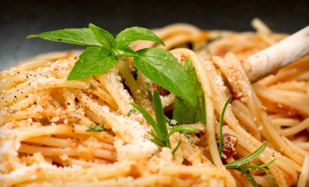 Gio's Italian Restaurant: $12 Groupon for Lunch - Gio's Italian Restaurant in Tampa