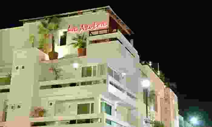 Hotel El Punto - Playa del Carmen: Three-Night Stay with Breakfast and Beach-Club Access at Hotel El Punto in Playa del Carmen, Mexico