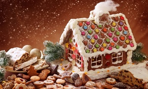 nyc pARTy kids: $399 for Holiday Party with Gingerbread and Toy Making for Up to 12 from nyc pARTy kids ($850 Value)