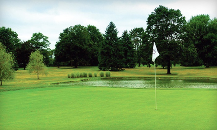 Cranbury Golf Club - West Windsor: $66 for Two Rounds of Golf With Cart and Range Balls at Cranbury Golf Club in West Windsor (Up to $132 Value)
