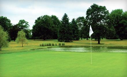 Cranbury Golf Club - Cranbury Golf Club in West Windsor