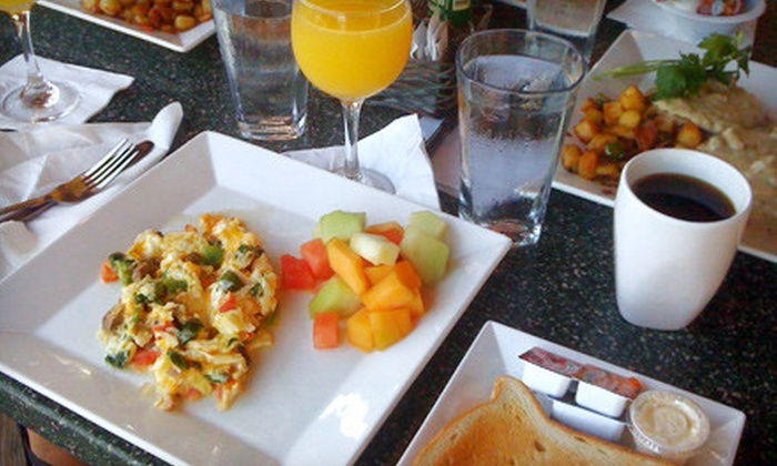 Flipper's on the Bay - Island Beach Club on Estero Bay Condominiums: $17 for a Scenic Breakfast for Two at Flipper's on the Bay (Up to $39.80 Value)