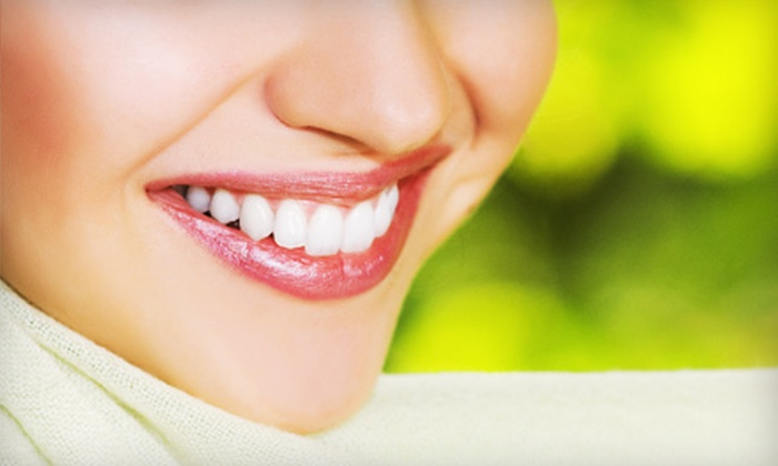 Smiling Bright - Burnsville: 20- or 40-Minute Teeth-Whitening Treatment at Smiling Bright in Burnsville